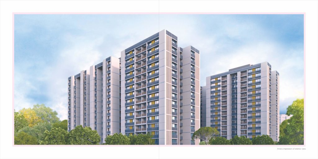 sheetal westpark residency
